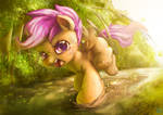 I'm Scootaloo!!