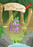 Spike The Messenger #0 colored  By Dsp2003