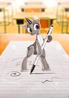 <b>Ballpoint Pony</b><br><i>mrs1989</i>
