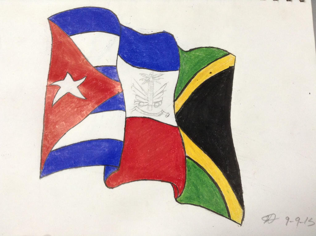 My flag by Alessandra-De-Luca