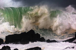 An Uneasy Wave