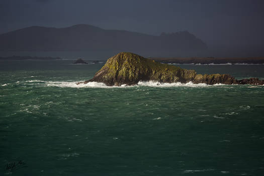 Western Isles Storm Light