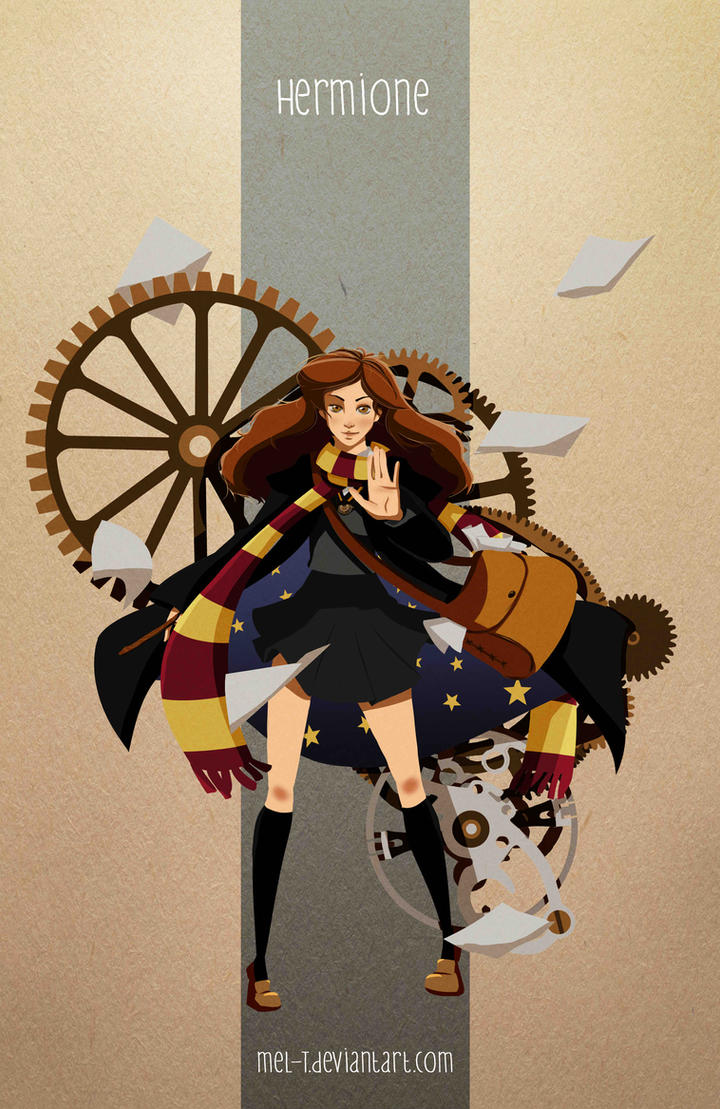Harry Potter Character Design Challenge Facebook : Character design challenge harry potter by mel t on