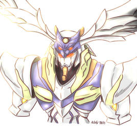 Rahxephon by supereva01