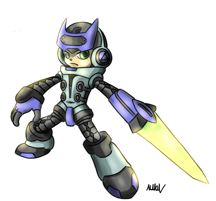 Beck blade form by supereva01