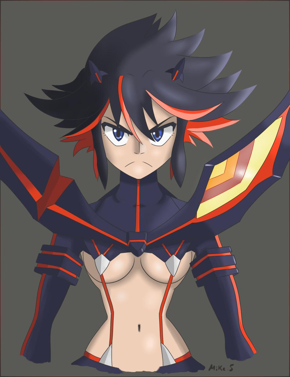 Ryuko Matoi by supereva01