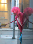 Bubble Berry / Pinkie Pie Cosplay