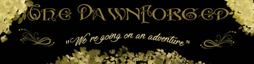 The Dawnforged - Guild banner by Secret-Valkyrie
