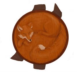 Wooden-trinket by Secret-Valkyrie