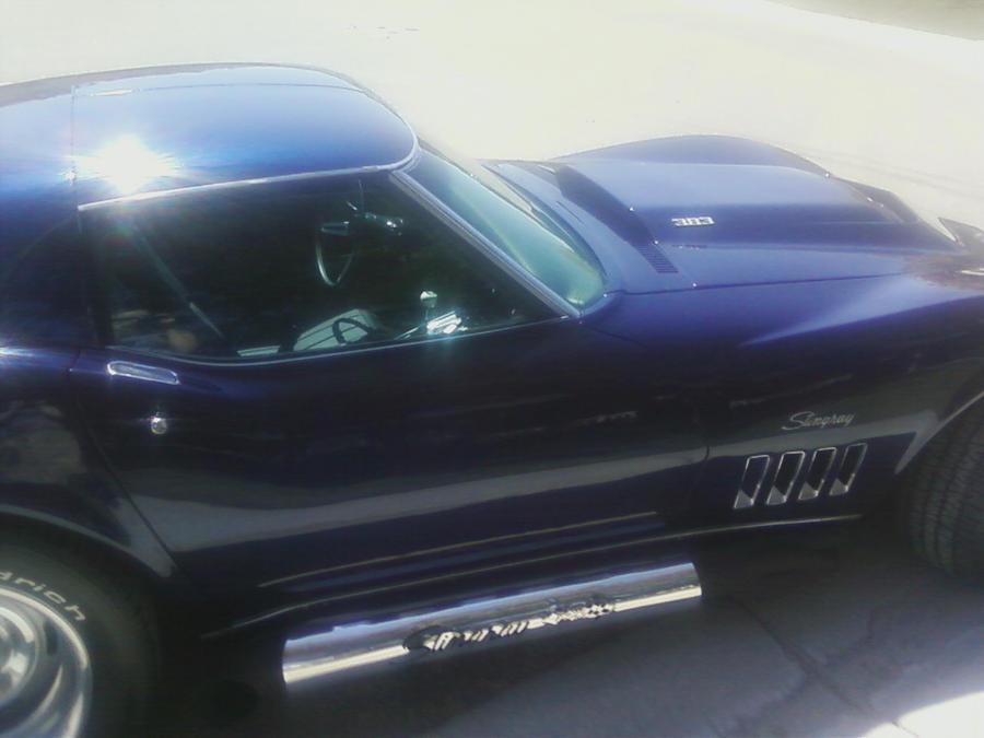 Corvette by JenniferBee