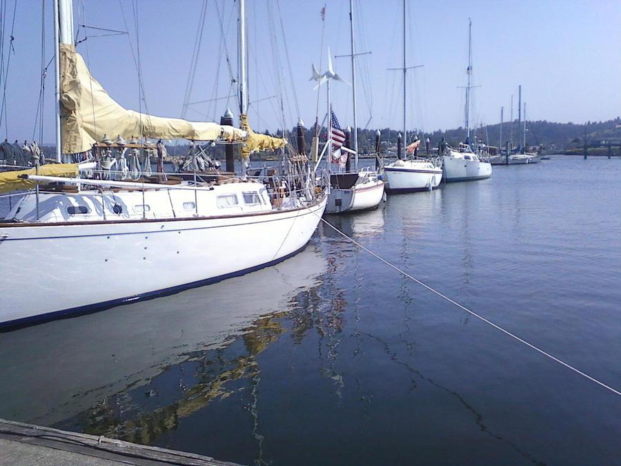 Boats by JenniferBee