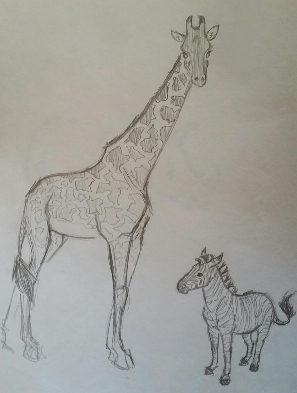 Sketch 2 by JenniferBee