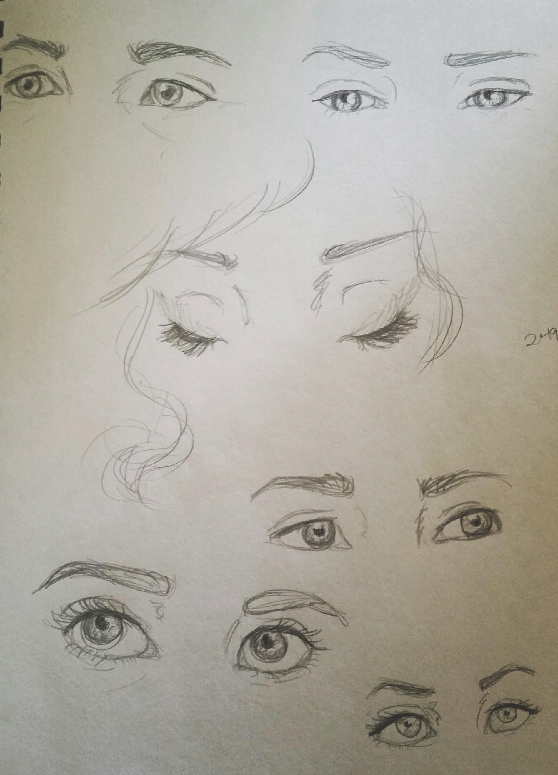 Scribbles by JenniferBee