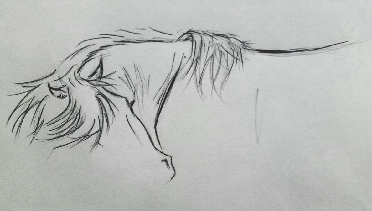 Sketchbook Doodle by JenniferBee