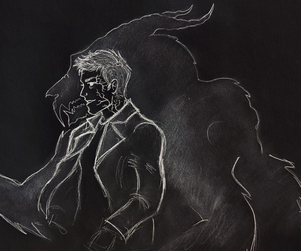 Monsters by JenniferBee