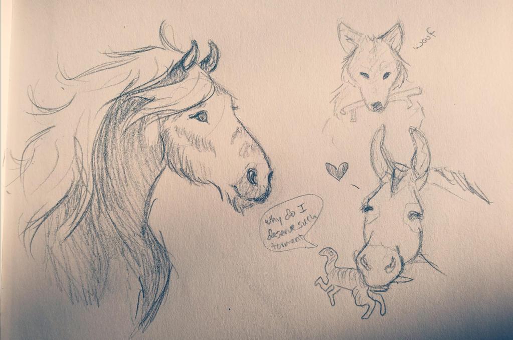 Doodles by JenniferBee
