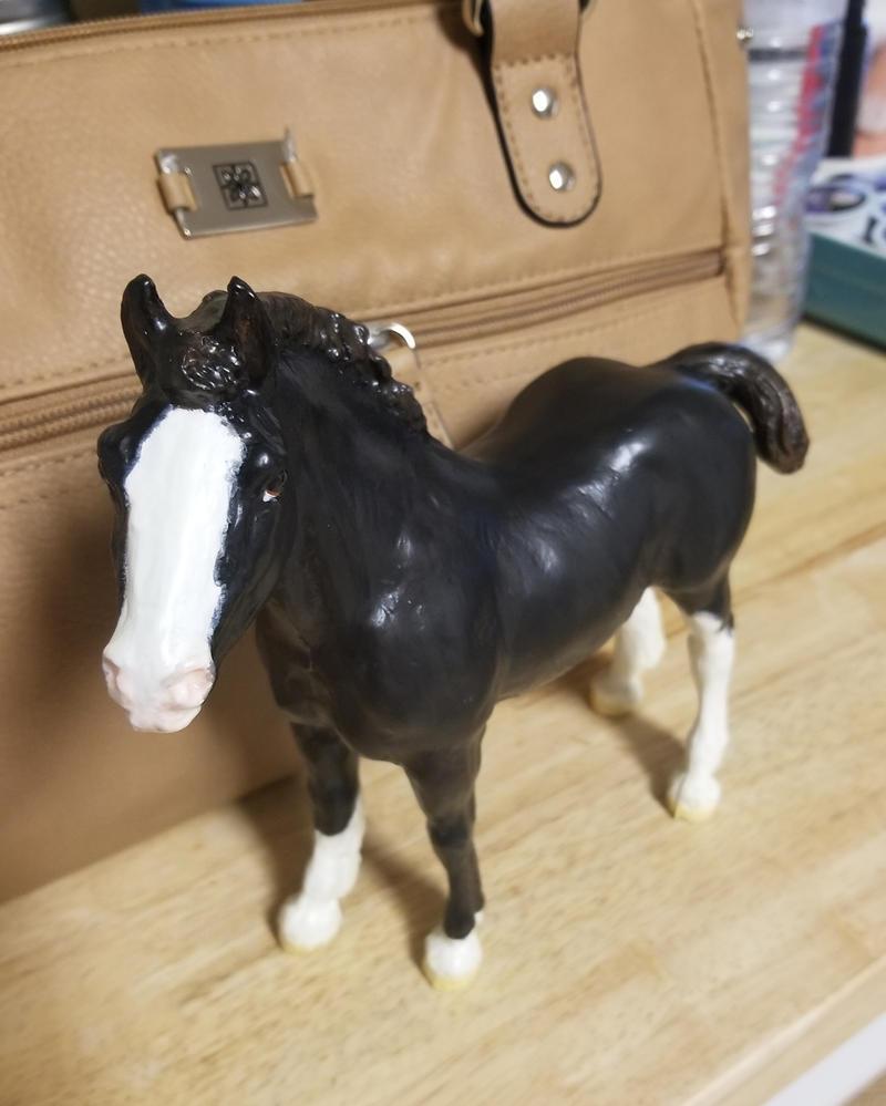 Custom Breyer Foal 2 by JenniferBee