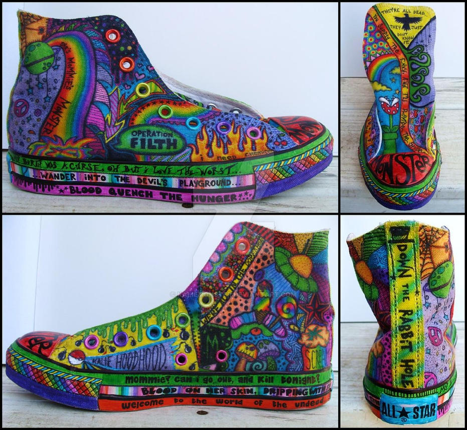 9e61e36f5a13 ... Sharpie Converse 2 by Converse Sharpie Love ...