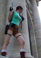 Lara at The Bank by Xavietta