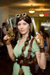 Steampunk Lara 1