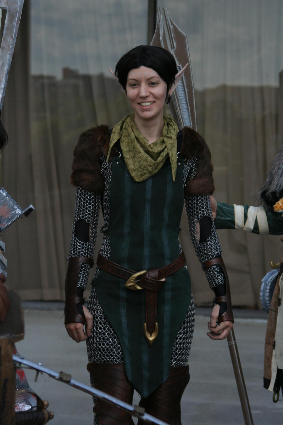Happy Merrill is happy by Xavietta