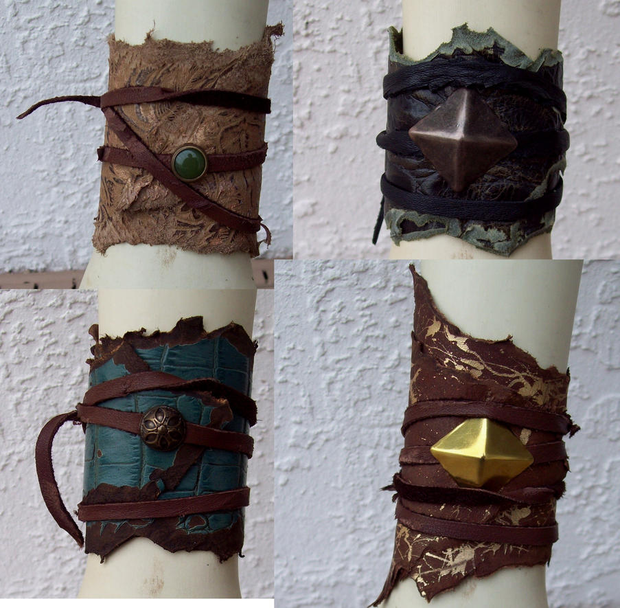 Some New Cuffs by Xavietta