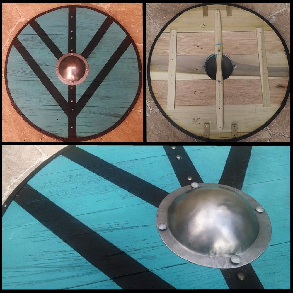 Lagertha Shield By Xavietta On Deviantart