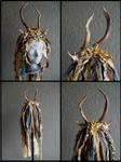 Wasteland Shaman Headdress