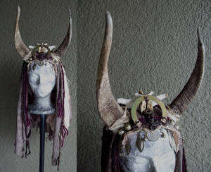 Wasteland Shamaness Headdress
