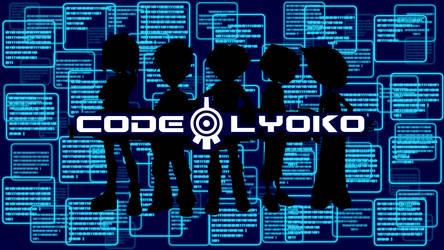 Code Lyoko Data Screens/Silhouette Background