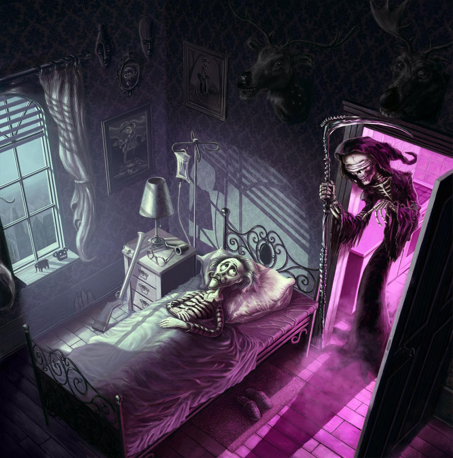 Die Alone by ser1o