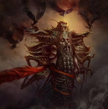 Demonic Despair by ser1o