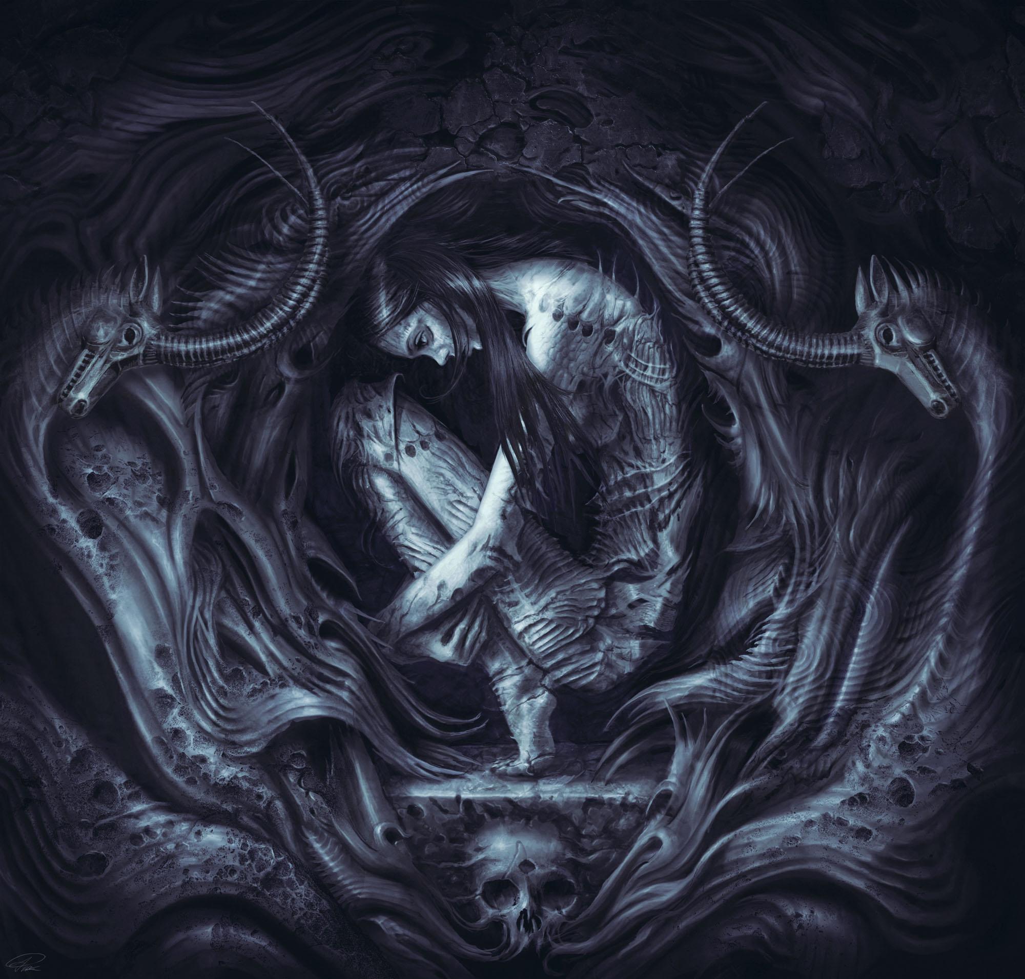 Black Womb by ser1o
