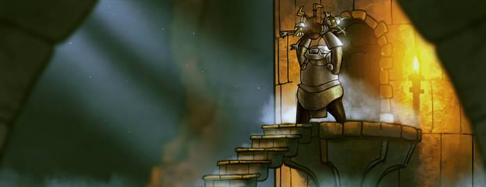 Tsioque - 2D adventure game -screen#4