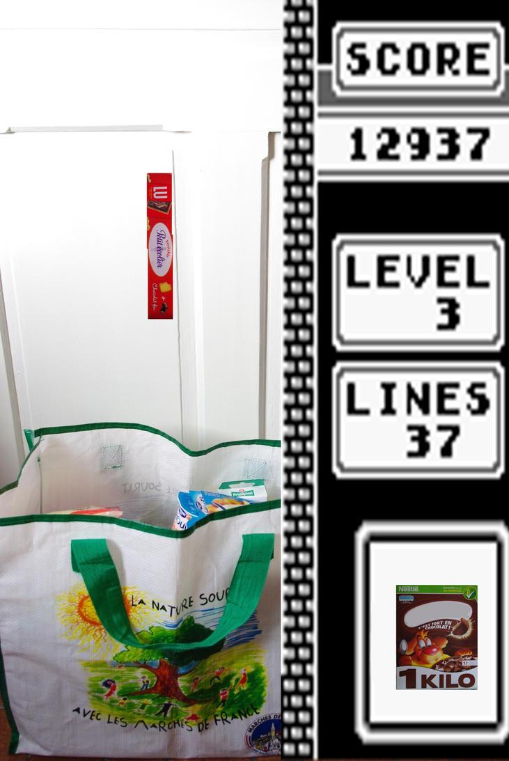 1 geek + 1 réflex numérique = ... Life_is_a_game___packing_by_sylesis-d87e2l0