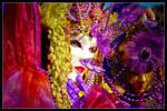 The Rainbow Lady by megaraliancourt