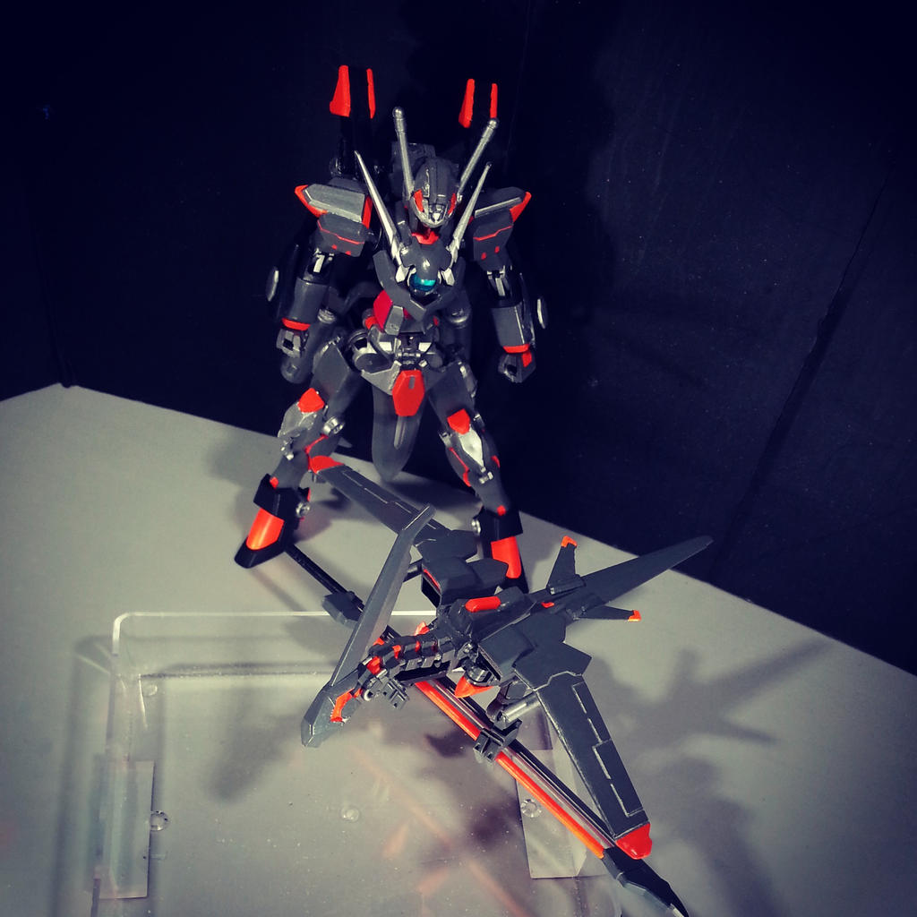 Gundam Kitbash Custom Nobell Ashley - Meaning by s00nk1a on