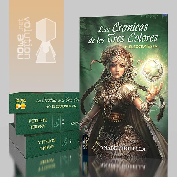 Cronicas de los tres colores. by nowevolution