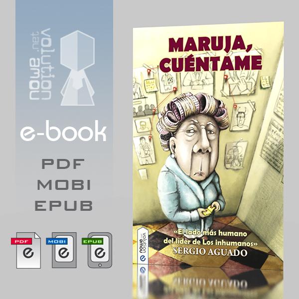 Maruja, cuentame - e.book by nowevolution