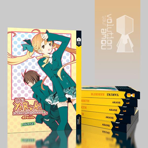 Yaruki Rebirth - vol.1 by nowevolution