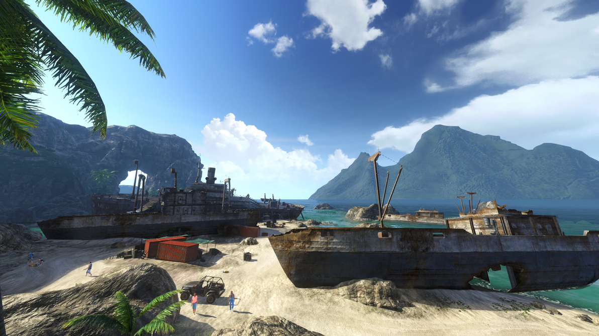 Shipwrecks by AESTHEDDICT