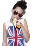 - banana girl -