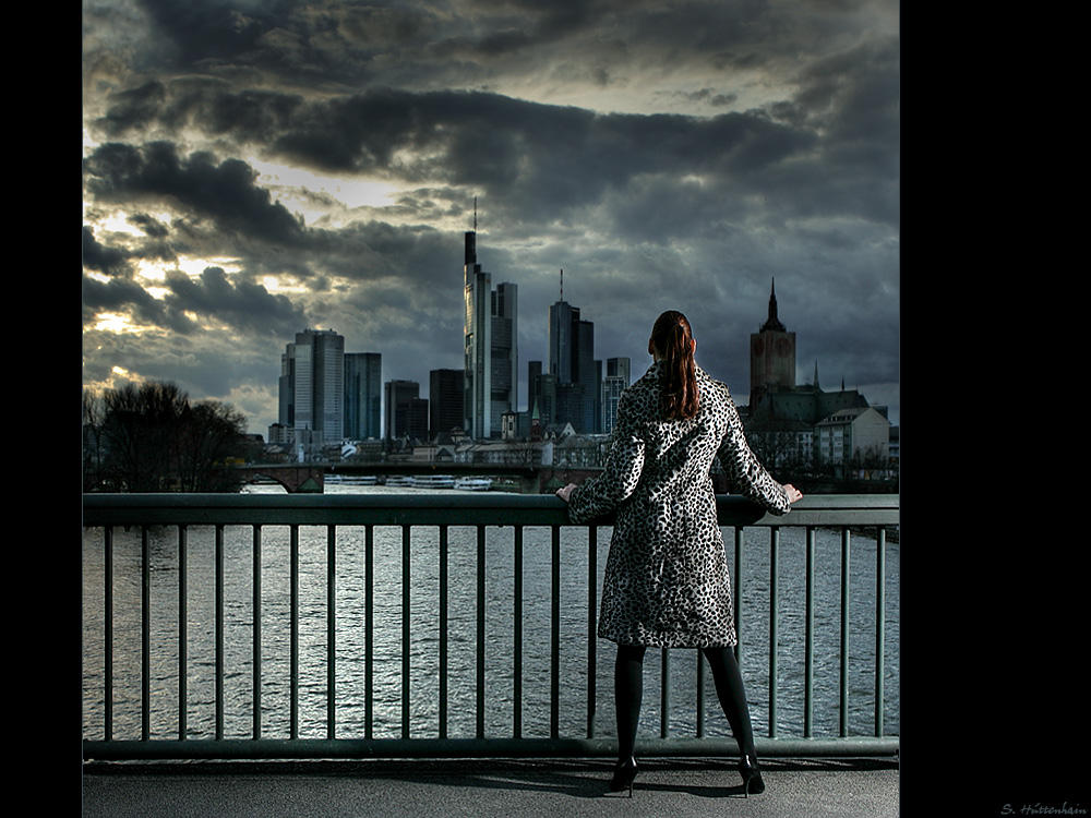 - the sky is the limit - by SaschaHuettenhain