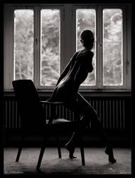 - chair of awakening - by SaschaHuettenhain