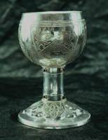 Heraldic Cup by willofthewisp