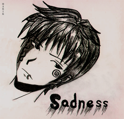 sadness by marik-devil