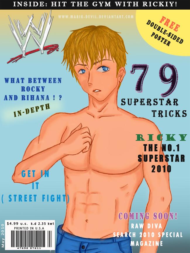 RickY - WWE SuperStar by marik-devil
