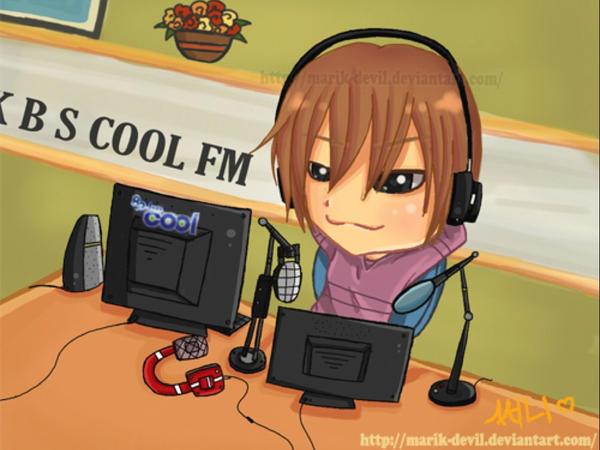 D.J Sunny KBS Cool FM by marik-devil