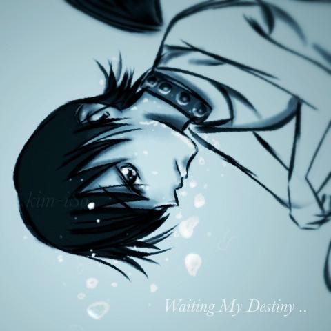 Waiting My destiny .. by marik-devil