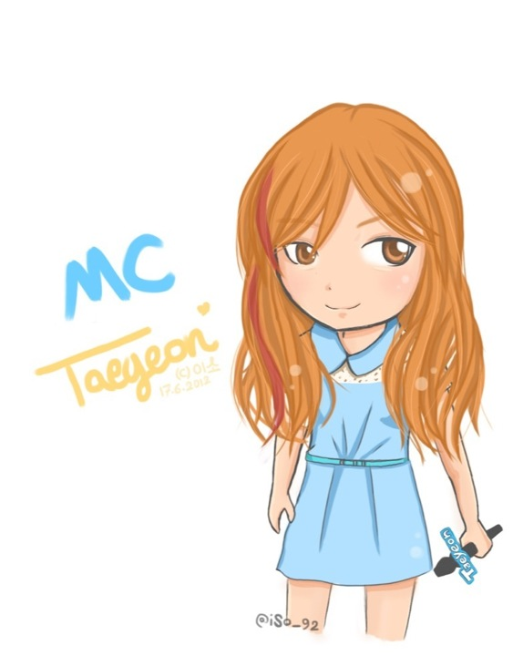 MC Taeyeon by marik-devil
